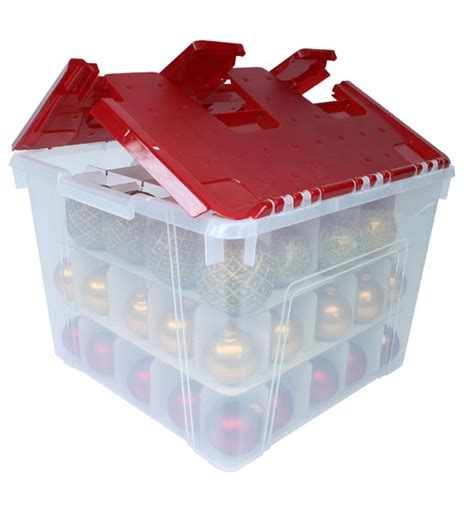 christmas ornament storage  ornament storage boxes