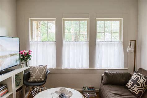 patio window curtains beautiful linen café curtains for windows homesfeed