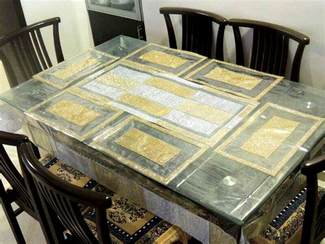 Glass Cover For Dining Table by Products Buy Dining Table Covers From Radha Rani