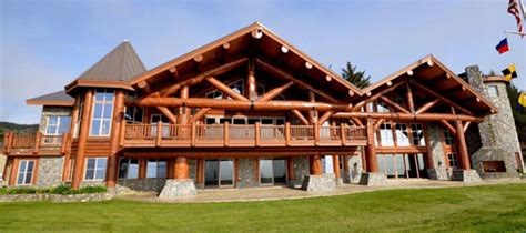 Log Homes and Log Cabin Kits and Designs by Homestead Log ...