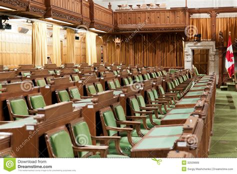 chambre canadien le parlement canadien la chambre des communes image