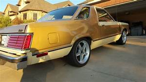 1980 Mercury Zephyr Z7 Coupe 2-door 2 3l