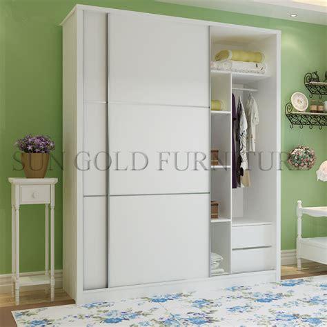 2 Door Wardrobe Closet by China Modern Bedroom Closet 2 Door Wooden Wardrobe Cabinet