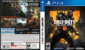 call  duty black ops  playstation  ps replacement