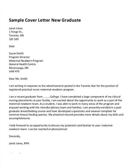 application letter  fresh graduate cover letterresume