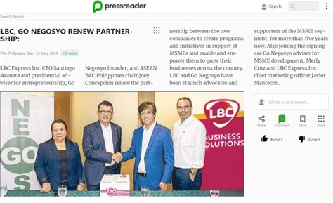 LBC Pushes for Improved Digital Capability of MSMEs as it ...