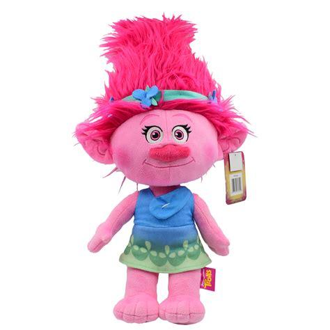 poppy trolls kostüm large 22 quot dreamworks trolls poppy hug n plush cuddle pillow doll from 73558718529 ebay