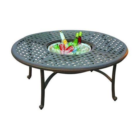 black metal patio coffee table metal outdoor patio table 42 quot outdoor patio dining