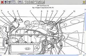 1997 Ford Taurus Sensor  Can You Send Me A Diagram Of