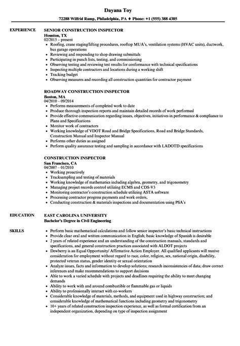 how to write a resume for construction