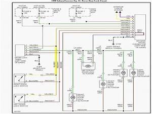 99 Subaru Impreza Wiring Diagram