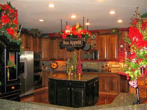cuisine de noel décoration cuisine pour le noël décor de maison