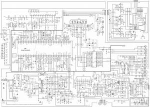 Colour Tv Circuit Diagram - Tmpa8873kpang6hv9