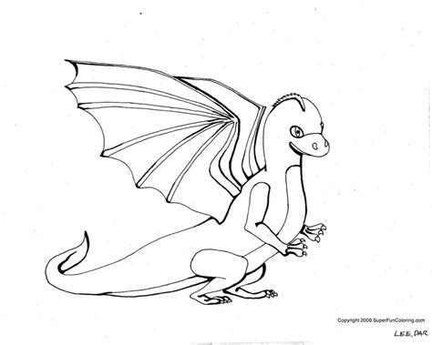baby dragon coloring pages getcoloringpagescom