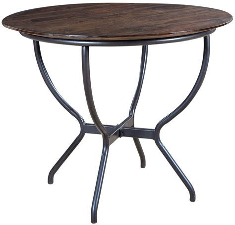 Adler Honey Brown Dining Table From Coast To Coast (79734