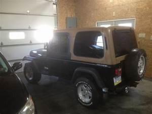 Buy Used 1990 Jeep Wrangler Yj 5 Speed Manual W  5 3 V8