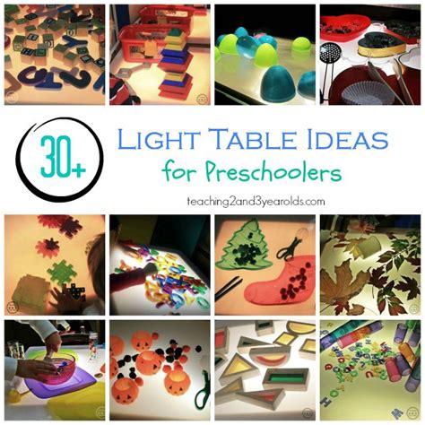 table activities for preschoolers fun light table activities color activities activities