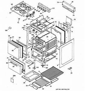 Hotpoint Rga524pw5 Oven Safety Valve
