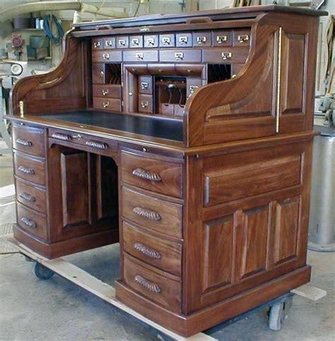 roll top desk used used wood roll top desk hostgarcia