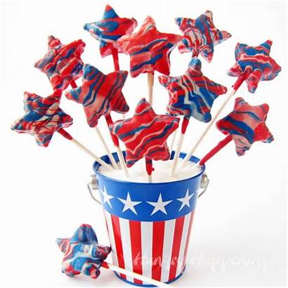 Pops Candy July Cereal Patriotic 4th Treat