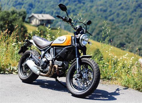Review Ducati Scrambler Classic by Real Riders 2016 Ducati Scrambler Classic Review A