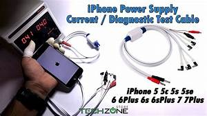 Iphone Professional Dc Power Supply Current Test