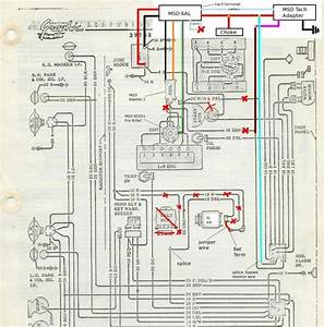 1968 Camaro Horn Wiring