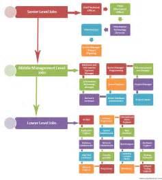 computer jobs hierarchy hierarchy structure