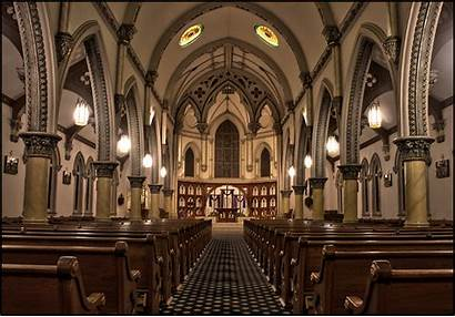 Altar Cathedral Church Interiors Wallpapers Background Exteriors