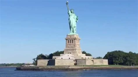 Ferry Boat Ride To Statue Of Liberty statue of liberty ferry ride highlights manhattan to