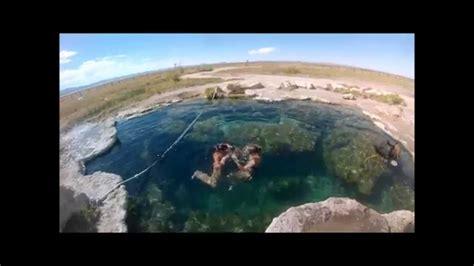 meadow hot springs dive utah youtube