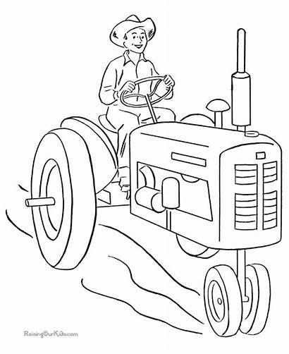 Coloring Pages Farmer Dell Popular