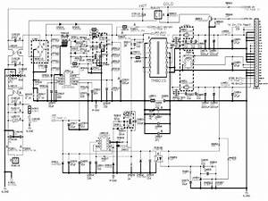 bn44 00165a samsung led lcd tv smps circuit diagram With lg tv circuit block