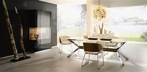 composition hulsta pour votre salle a manger design table With meuble salle À manger avec chaise design salle a manger