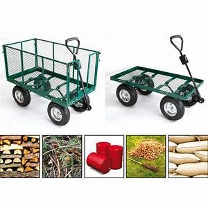 Chariot De Jardin Carrefour : ducatillon chariot de jardin xxl b che jardin ~ Dailycaller-alerts.com Idées de Décoration