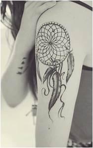 Attrape Reve Tatoo : tatouage dreamcatcher attrape r ves 21 inkage ~ Nature-et-papiers.com Idées de Décoration