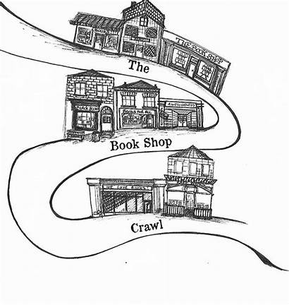 Bookshop Crawl London