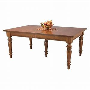 Harvest Leg Dining Table Home And Timber