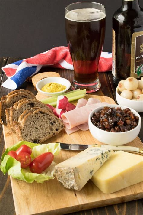 ploughman s lunch