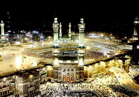 foto mekkah terbaru  masjidil haram gambar arab