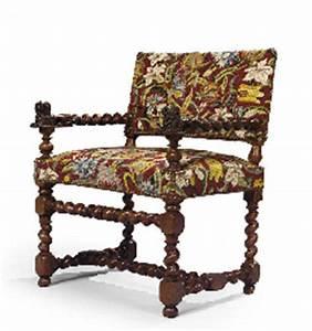 Chaise Louis Xiii : chaise a bras de style louis xiii xixe siecle christie 39 s ~ Melissatoandfro.com Idées de Décoration