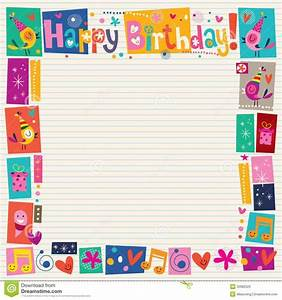 Happy birthday free clip art, pink flag star girl home ...