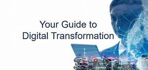 A Guide  Document Management And Digital Transformation