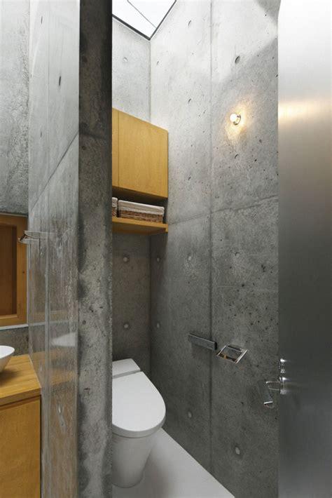 concrete bathroom design ideas