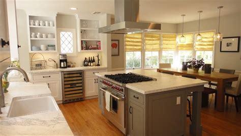 Marble Countertop Kitchen Woodland Hills   Eden Builders