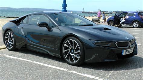 Bmw I8 Luxury Car Free Stock Photo