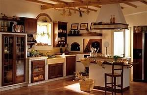 Cucine in muratura progetto e modelli di cucina rustica