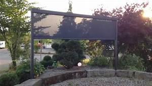 Sonnen Und Sichtschutz : sonnen und sichtschutz zip die vertikalmarkise youtube ~ Sanjose-hotels-ca.com Haus und Dekorationen