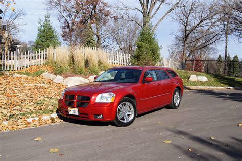 2005 Dodge Magnum Rt by 2005 Dodge Magnum Rt Wagon 5 7l V8 Awd Auto