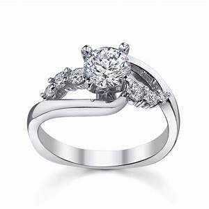 top 6 modern engagement rings for the quirky bride With modern diamond wedding rings
